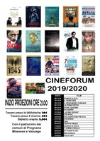 Cineforum 2019-2020
