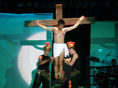2003 Jesus Christ Superstar 15