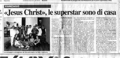 2003 Jesus Christ Superstar 38